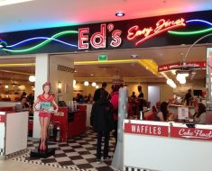 Ed's Easy Diner Survey