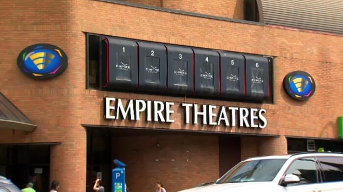 Empire Theatres Guest Feedback Survey