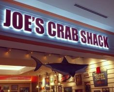 Joe's Crab Shack Guest Satisfaction Survey