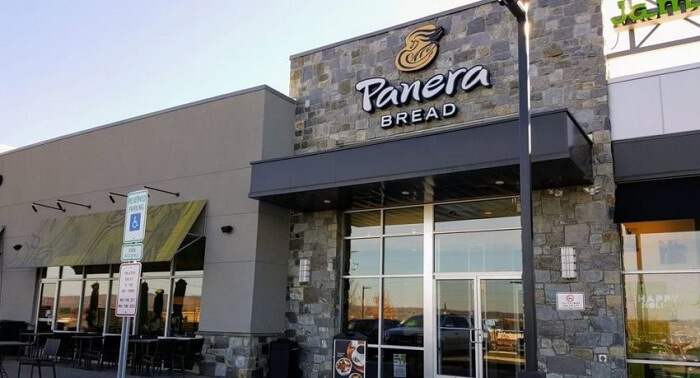 Panera Bread Guest Feedback Survey