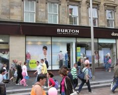 Burton Menswear Customer Satisfaction Survey