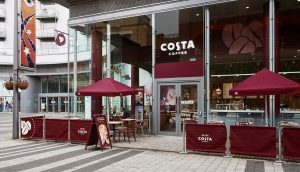 Costa Coffee Feedback Survey