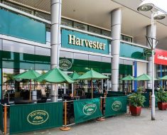 Harvester Salad & Grill Customer Survey