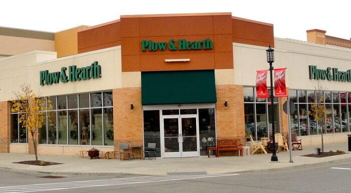 Plow and Hearth Retail Shopping Experience Survey
