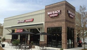 Wayback Burgers Feedback Survey